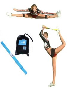 Increase your Cheer Jumps and Skills using Myosource Kinetic Bands